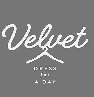 Velvet - dress for a day